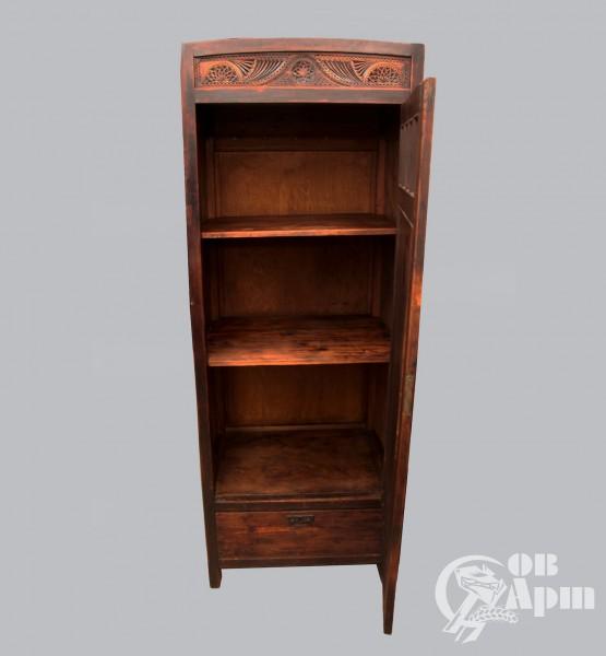 Шкаф в русском стиле