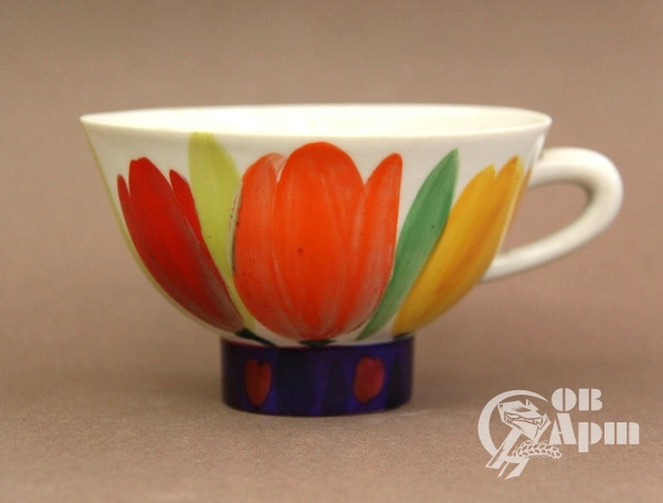 "Чашка ""Тюльпаны"""
