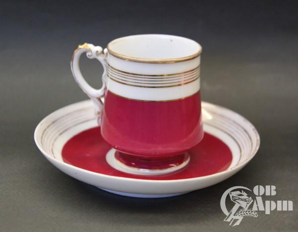 Чайная пара  Гарднер