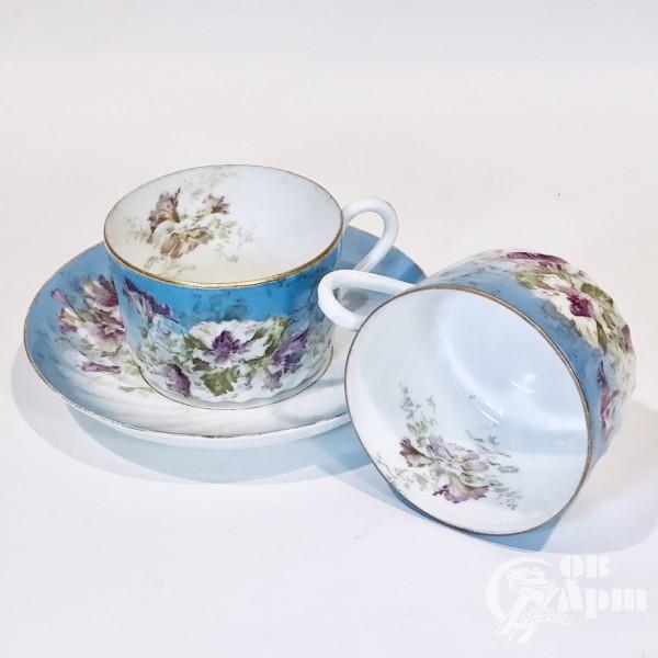 Чайная пара «Мальва»