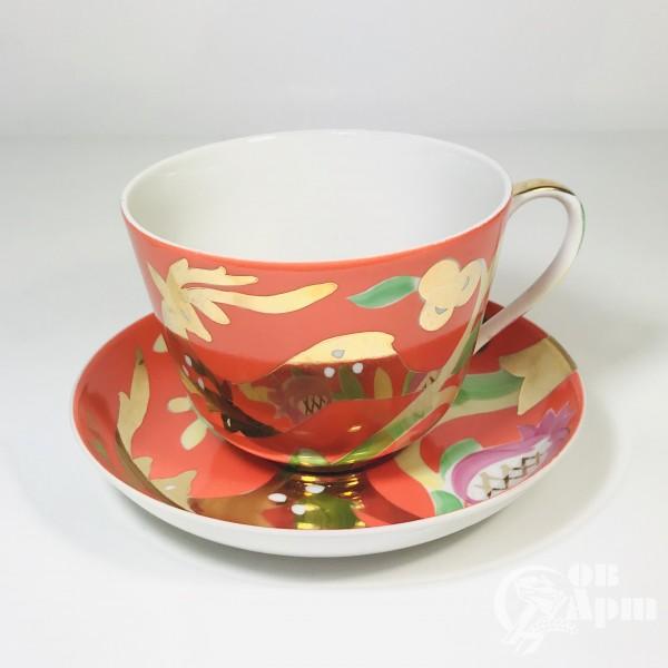 Чайная пара «Золотой олень»