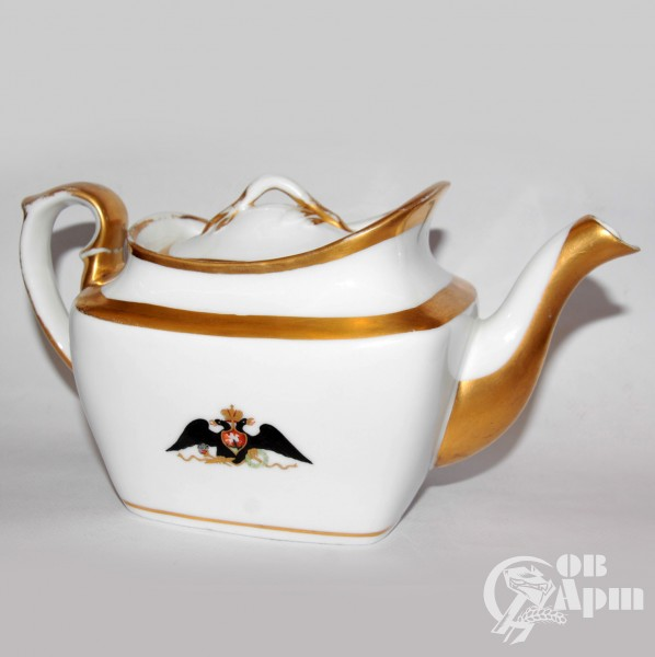 Чайник заварочный периода Александра III
