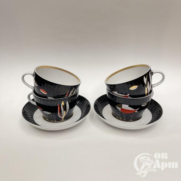 """Чайные пары """"Аквариум"""""""