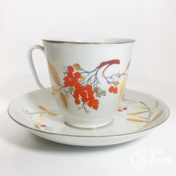 Чайный бокал «Осень»