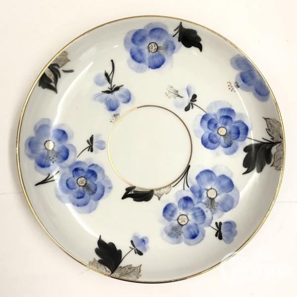 """Чайный набор """"Голубые цветы"""""""