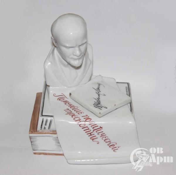 """Чернильница """"В.И. Ленин"""""""