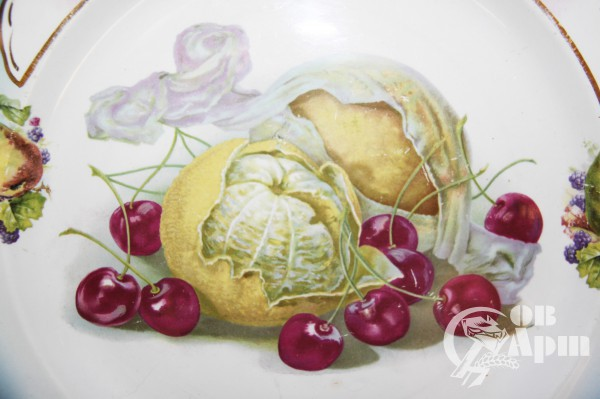 "Декоративное блюдо ""Хлеб-соль"""