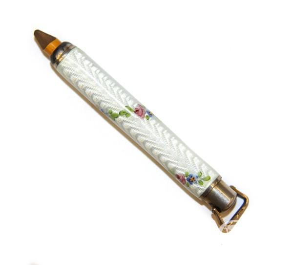 Держатель для карандаша с эмалью