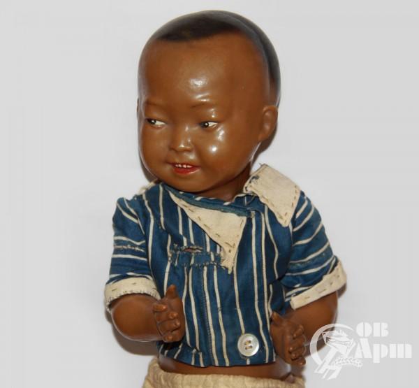 """Детская игрушка-кукла """"Вьетнамский малыш"""""""