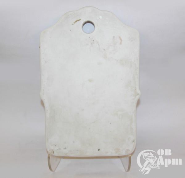 Доска сырная с изображением слив