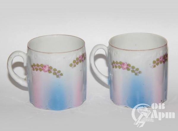 Две чашки ФЗ Кузнецовых