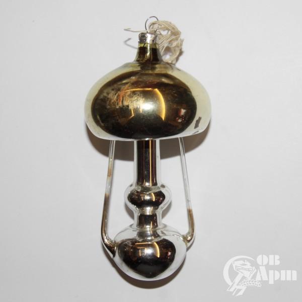 """Игрушка ёлочная """"Лампа большая"""""""