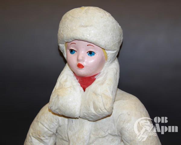 """Игрушка новогодняя """"Снегурочка"""""""
