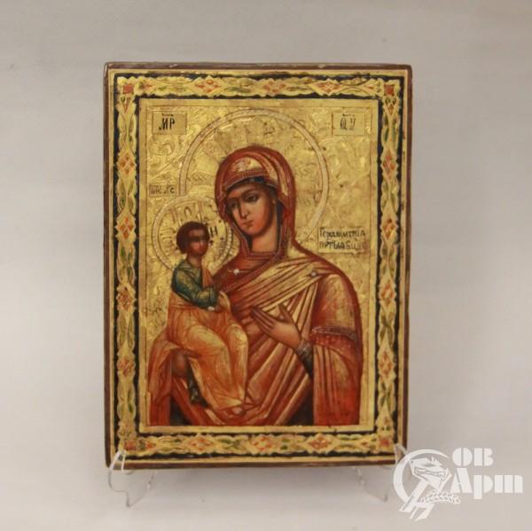 """Икона """"Богоматерь Иерусалимская"""". Афон"""