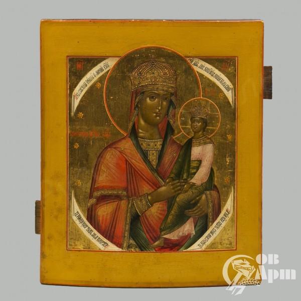 Икона Богоматери «Споручница грешных»