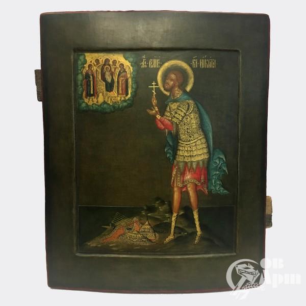 """Икона """"Святой великомученик Никита"""""""