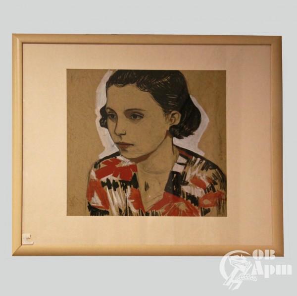 """Картина """"Портрет девушки"""""""