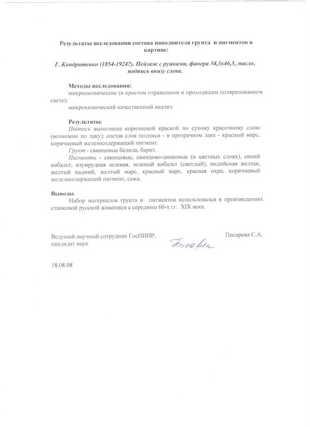 """Картина """"Старый Крым"""""""