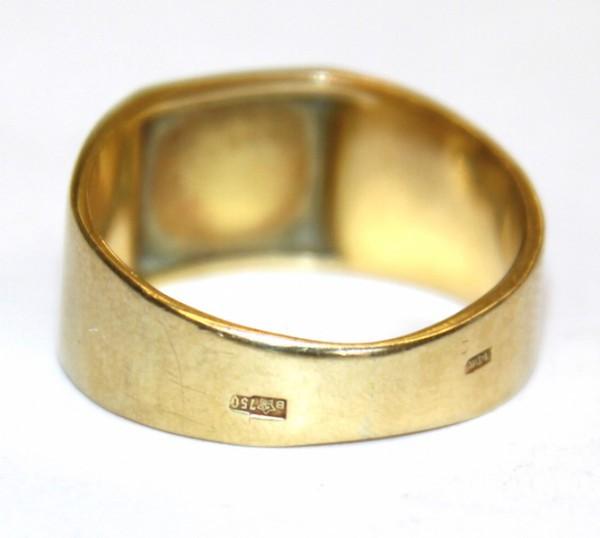 Кольцо - печатка