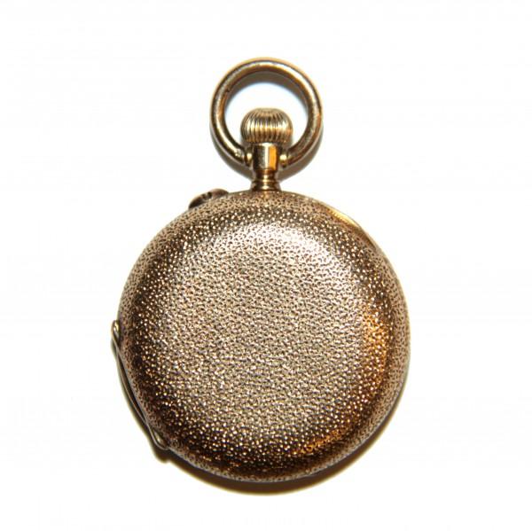 Медальон - часы