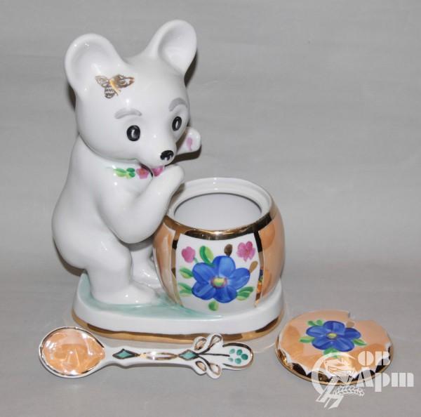 Лакомка мишка (Медовичок)