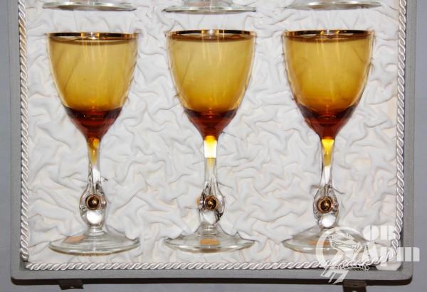 Набор бокалов Bohemia