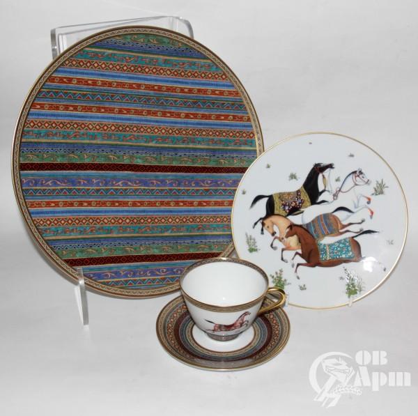 Набор чайный Hermes