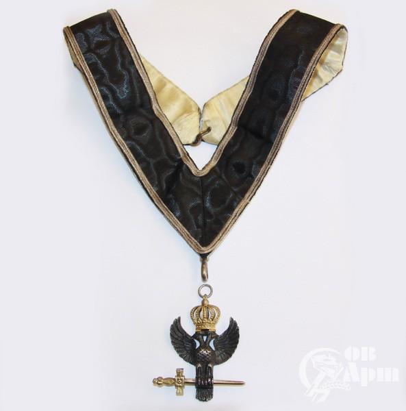 """Орден магистра масонского ордена """"Роза и крест"""""""