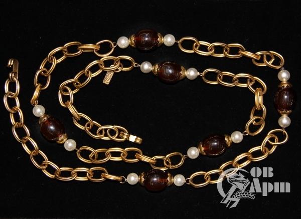 Ожерелье YSL