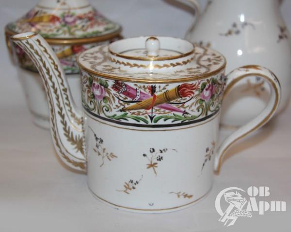 Сервиз чайно-кофейный на 6 персон