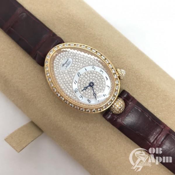 Швейцарские женские часы  фирмы Breguet Reine de Naples