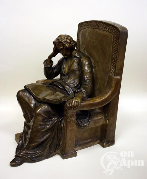 """Скульптура""""Бетховен"""""""