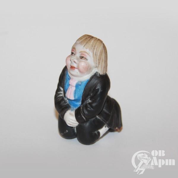 """Скульптура-миниатюра  """"Чиновник"""""""