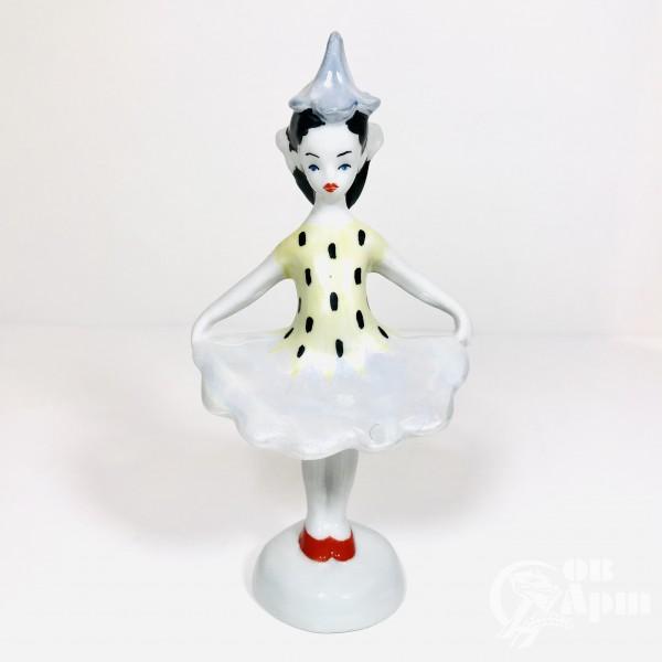 Скульптура «Девочка-Колокольчик»