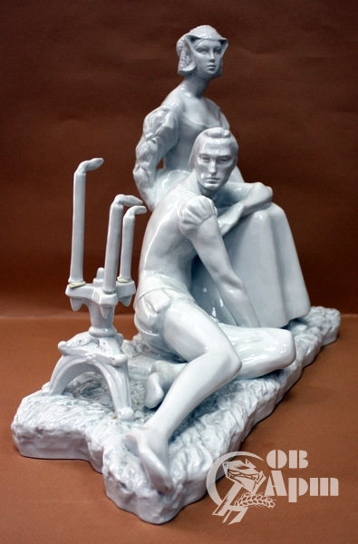 "Скульптура""Гамлет"""