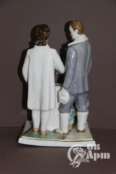 """Скульптура """"Голосование"""""""