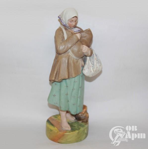 "Скульптура ""Горькая доля"""