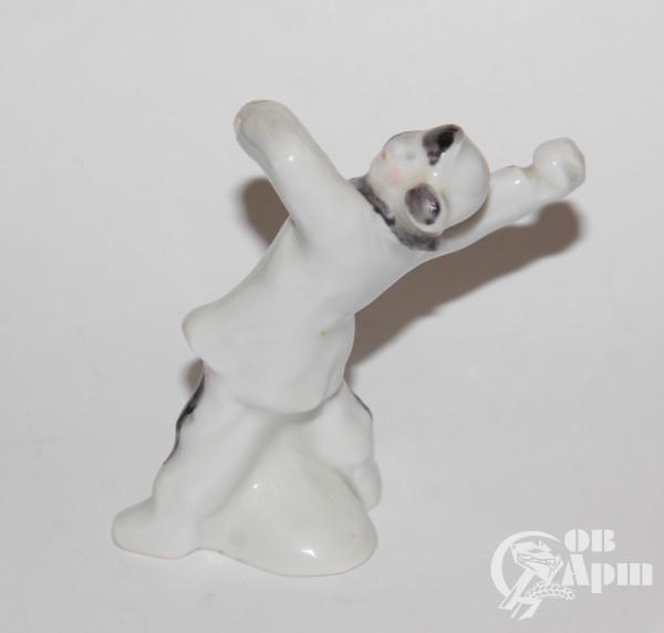 """Скульптура """"Игра в снежки"""""""