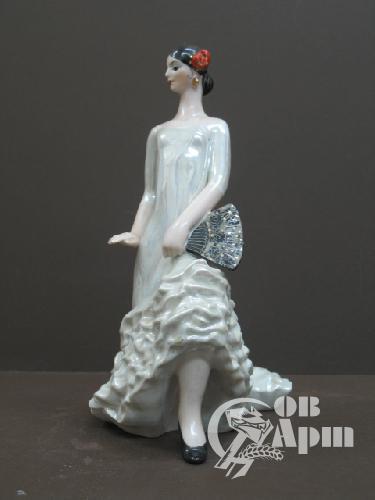 """Скульптура """"Кармен"""""""