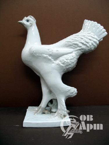 """Скульптура """" Курица"""""""