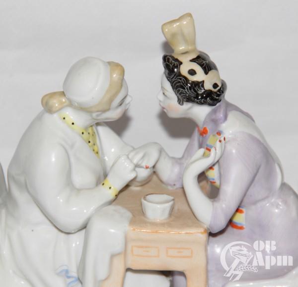 "Скульптура ""Маникюр"""