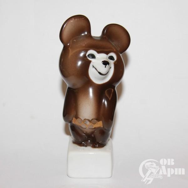 """Скульптура """"Олимптйский медведь"""""""