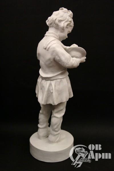 """Скульптура """"Помощница"""""""