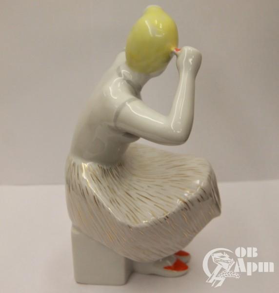 """Скульптура """"Прическа"""""""