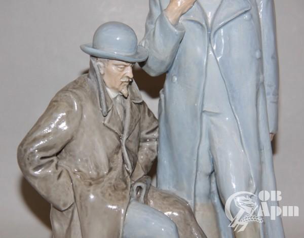 """Скульптура """"Разговор"""""""