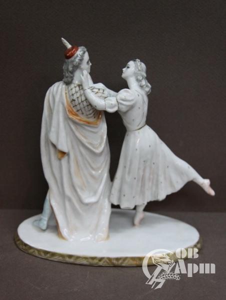 """Скульптура """"Ромэо и Джульетта"""""""