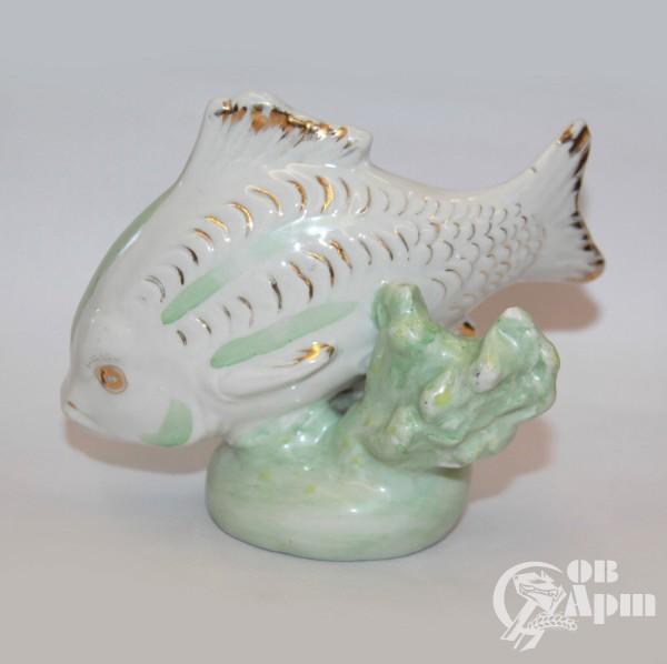 """Скульптура """"Рыба"""""""