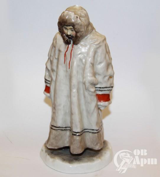 "Скульптура ""Самоед"""