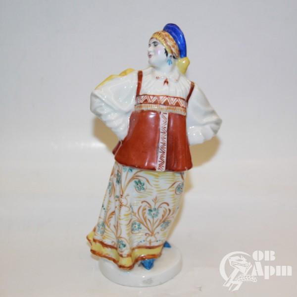 """Скульптура """"Саратовская губерния"""""""
