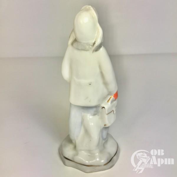 Скульптура «Школьник» (Мальчик с портфелем)